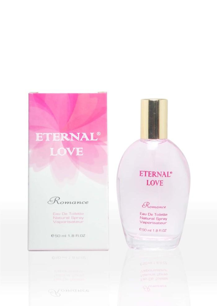 Jual Eternal Love Romance Eau De Toilette 50ml Harga Promo Terbaru