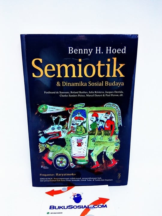 harga Semiotik dan dinamika sosial budaya Tokopedia.com