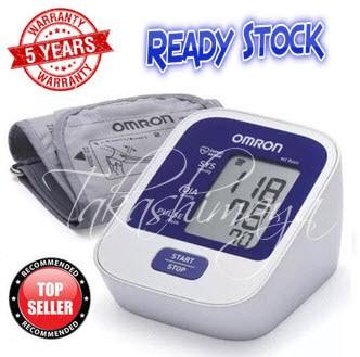 harga Omron Hem-8712 Digital Tensimeter Tokopedia.com