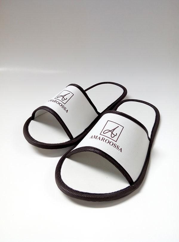 5756177e4820 Sandal Hotel Bahan Spon Eva