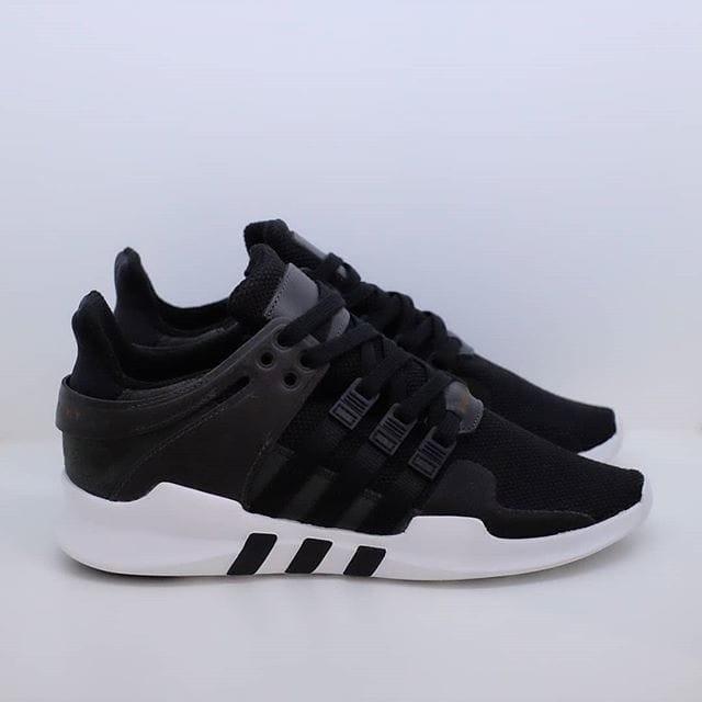 premium selection 94e9a 02754 Jual Adidas EQT Support ADV Black/White - Kota Salatiga - AIRSOFTBEAR |  Tokopedia