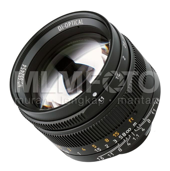 harga 7artisan 50mm f/1.1 leica m-mount black (fullframe) Tokopedia.com