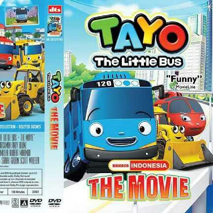 89+ Gambar Tayo The Movie Paling Bagus