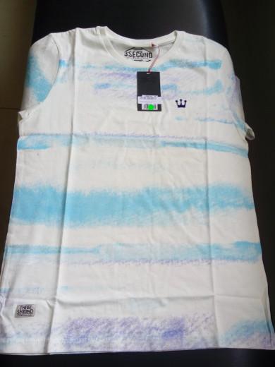 Kaos Tshirt 3SECOND 3 SECOND MOUTLEY GREENLIGHT FAMO