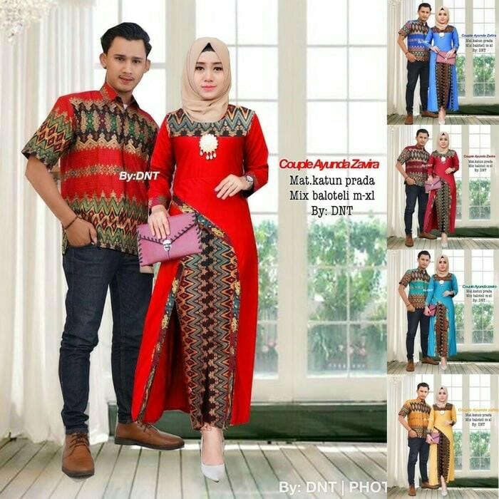 Jual Batik couple sarimbit 66da46af20