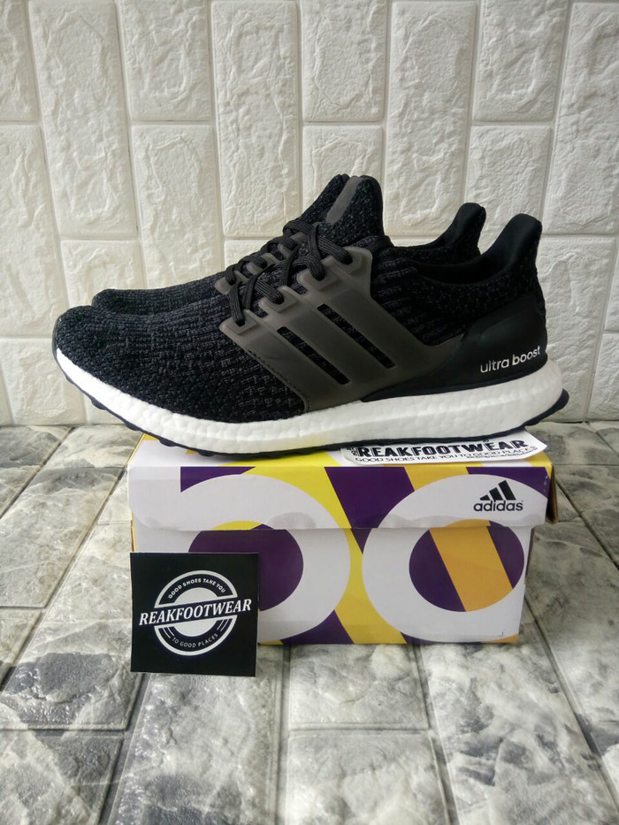 bda2bf32 Back In Stock Adidas Ultraboost 3.0 Black White Unauthorized Authentic