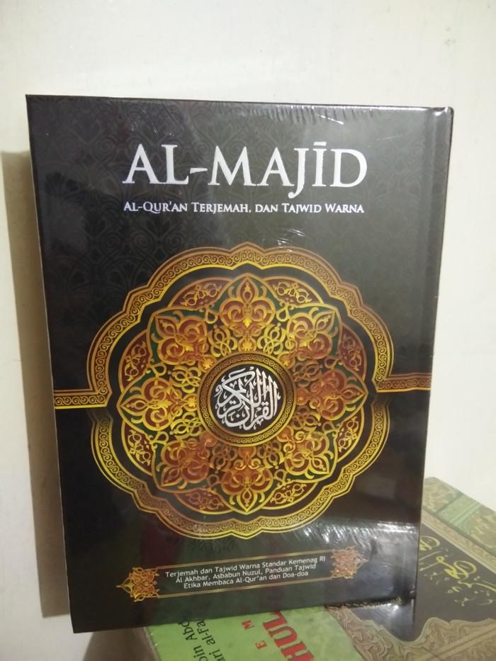 harga Alquran al-majid (14x20cm) a5 Tokopedia.com
