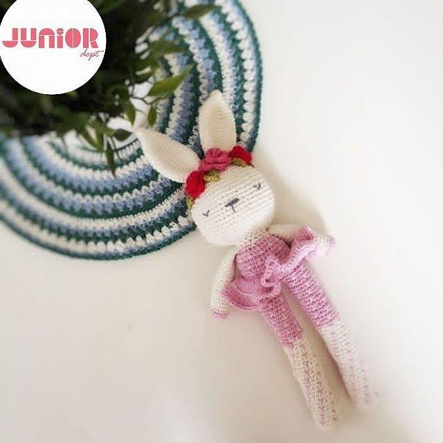 harga Nayandara boneka rajut bunny Tokopedia.com