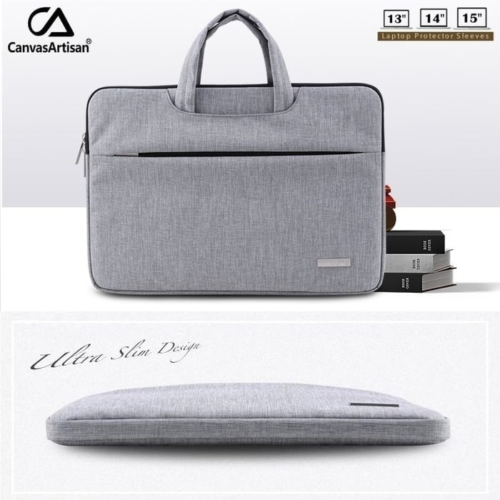 Tas laptop anti air pria wanita waterproof for macbook air pro 13 inch