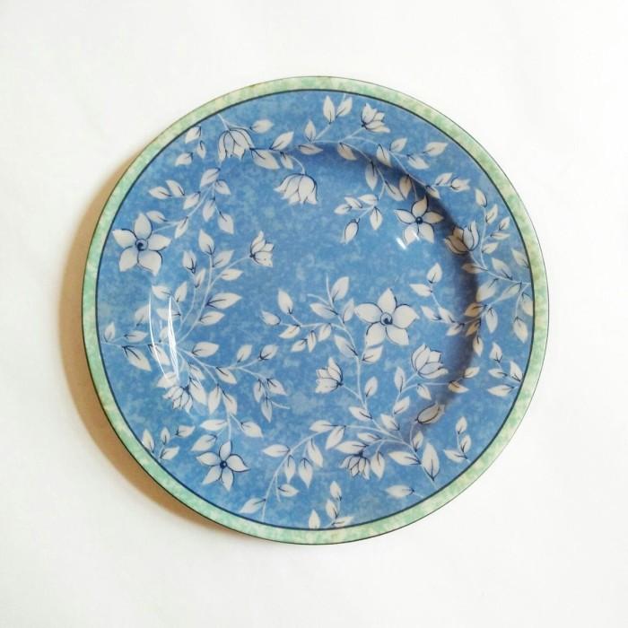 harga Piring makan / hias sango motif blue savanna Tokopedia.com