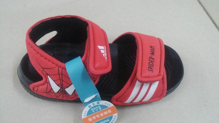harga Sepatu sandal anak impor adidas karakter Tokopedia.com
