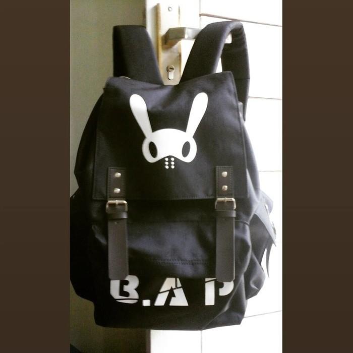 tas backpack multi kpop BAP