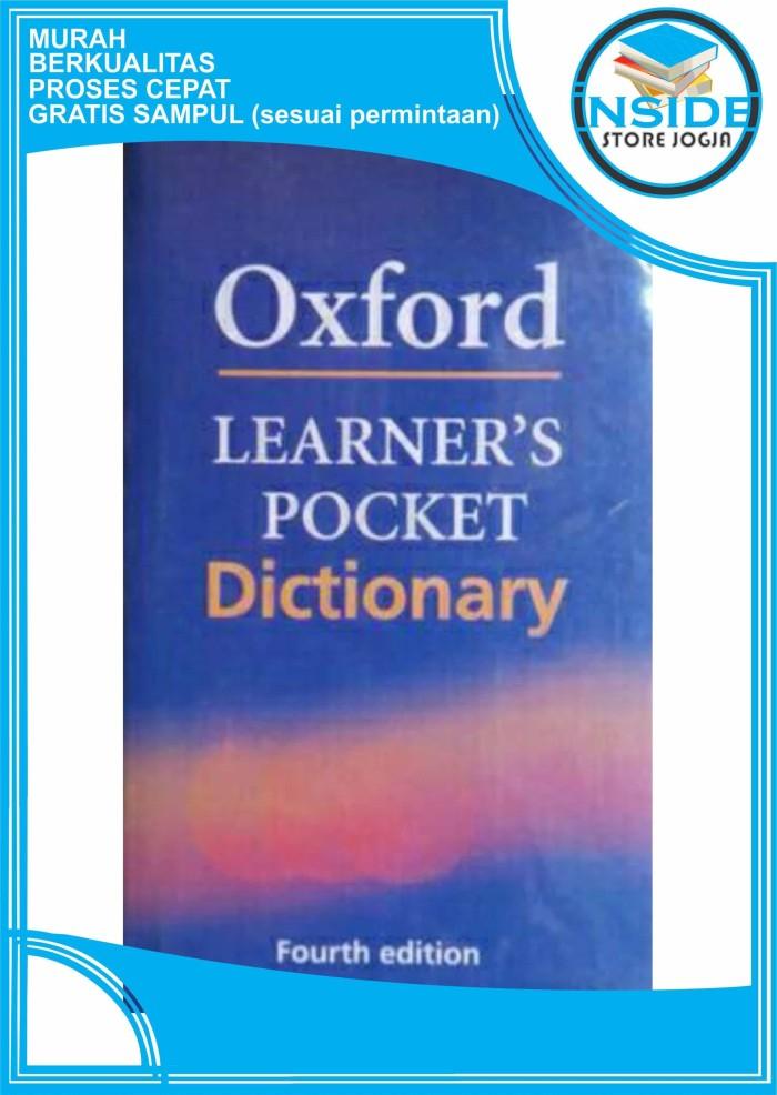 harga Kamus oxford learner's pocket dictionary Tokopedia.com