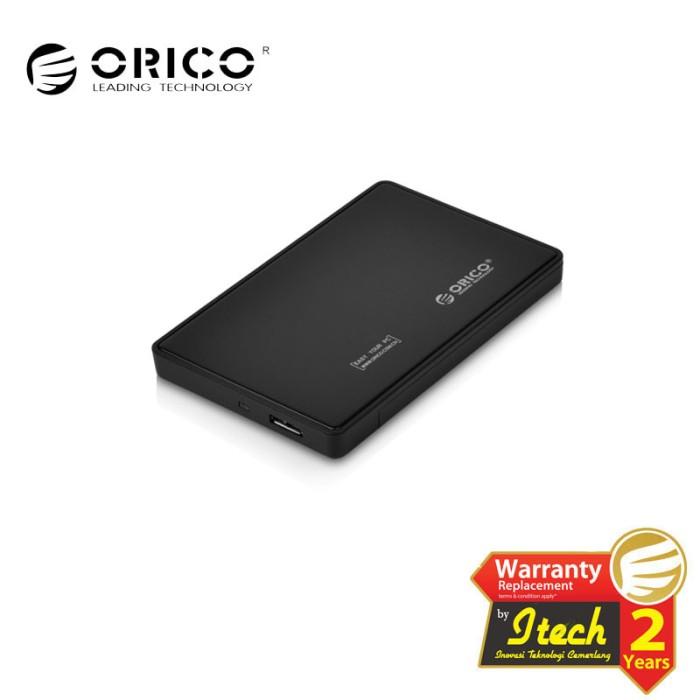 Foto Produk ORICO 2588US3 ( 2.5in HDD / SSD Mobile Enclosure with USB 3.0 ) dari ORICO INDONESIA