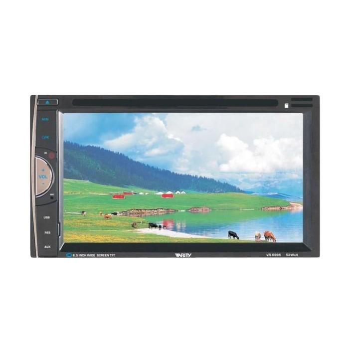 harga Varity vr-6995 - 6.5  double din dvd/tv monitor Tokopedia.com