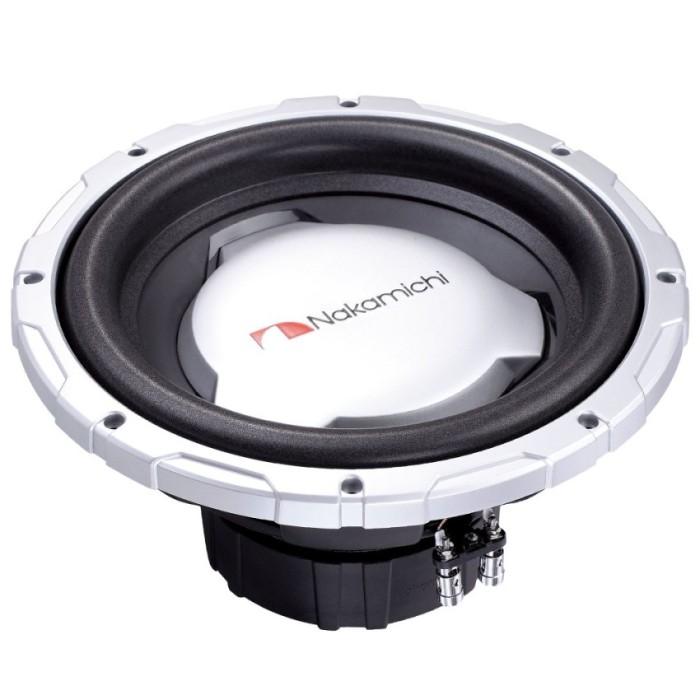 Jual Nakamichi Sp-W350d 12  Dvc Subwoofer 2500 Watts Harga Promo Terbaru