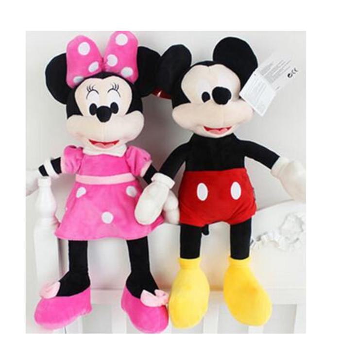 Jual (Sale) Boneka Mickey Mouse 40cm Boneka Disney Boneka Minnie ... 57929b8983