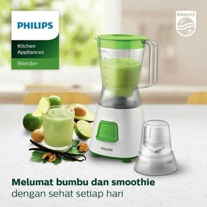 Philips Blender HR2057 HR2056 HR 2057 HR 2056 - Abu-abu