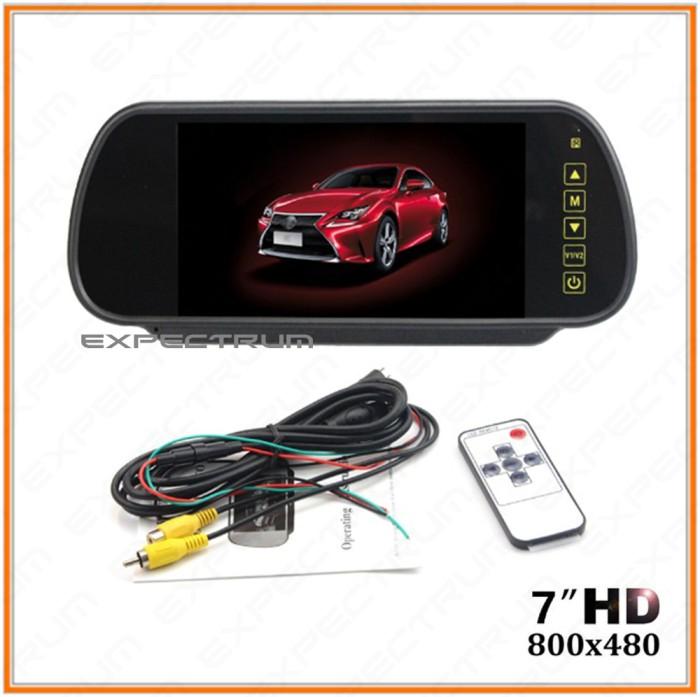harga Spion monitor mobil / tft lcd color monitor 7 inch Tokopedia.com