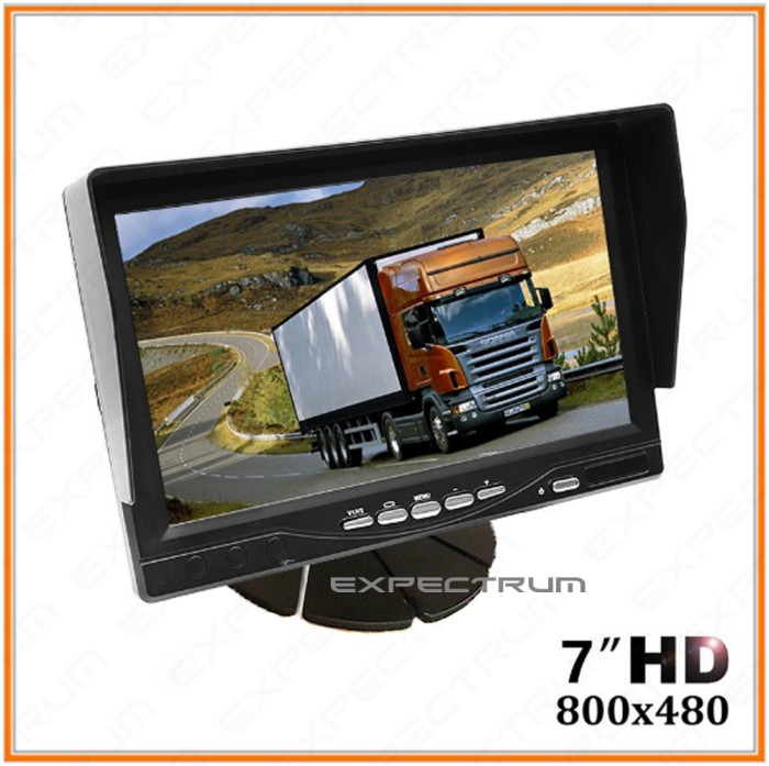 harga Tv monitor tft led ondash 7 inch. usb. memory card & speaker Tokopedia.com