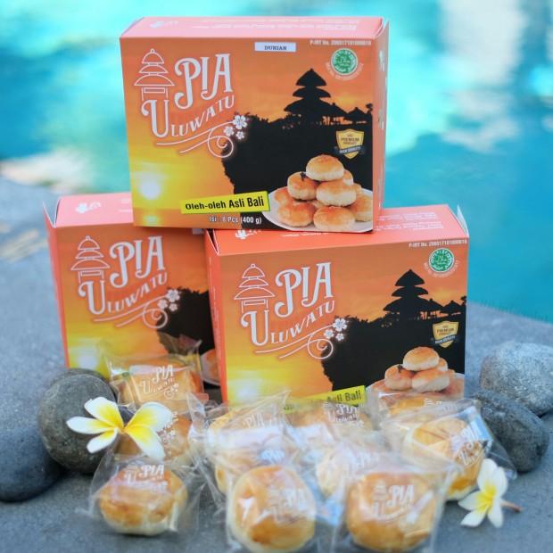Foto Produk Pia Uluwatu Pandan Special Telur Asin dari EVATA BALI
