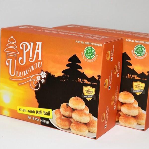 harga Pia uluwatu durian special telur asin Tokopedia.com
