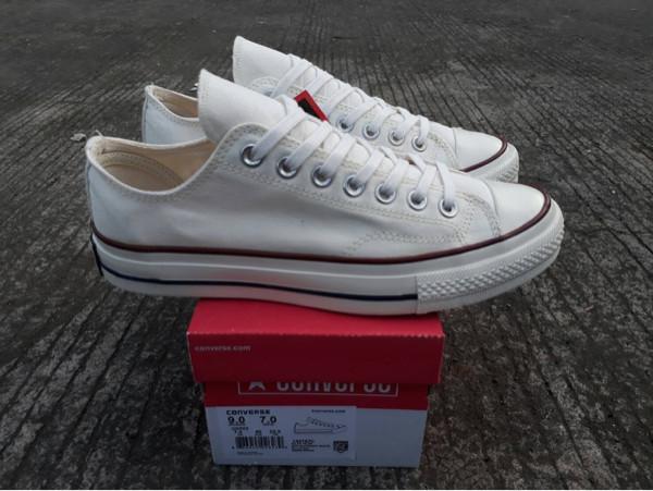 b764872280b6 Jual Sepatu Sneakers CONVERSE ALL STAR 70s LOW OFF WHITE PREMIUM ...