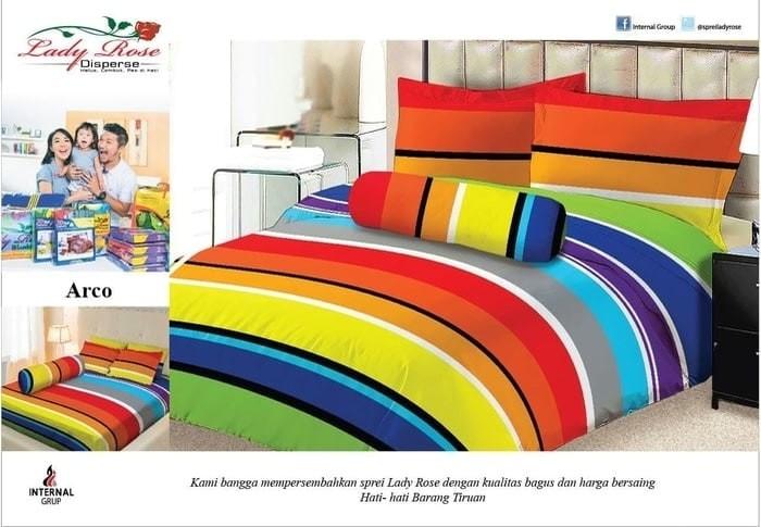 Katalog Bed Cover Lady Rose 180x200 DaftarHarga.Pw