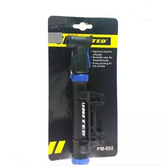 harga Pompa tangan united pm002 hand pump pm 002 portable ban sepeda bike Tokopedia.com
