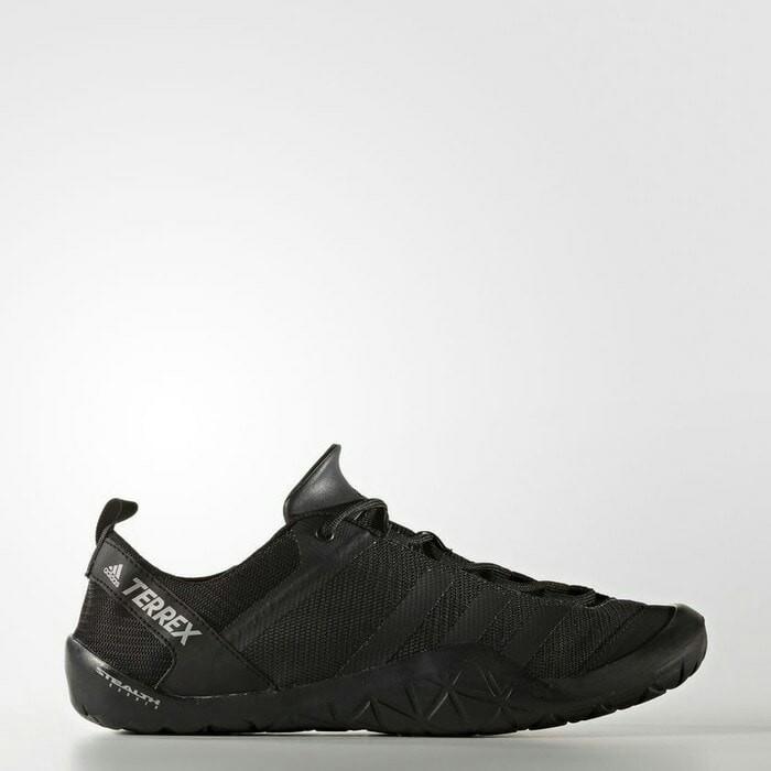 9588b799def ... harga Sepatu casual adidas terrex climacool jawpaw la hitam original  murah Tokopedia.com