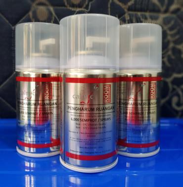 Jual Calmic Pengharum Ruangan Spray Digdaya Tokopedia