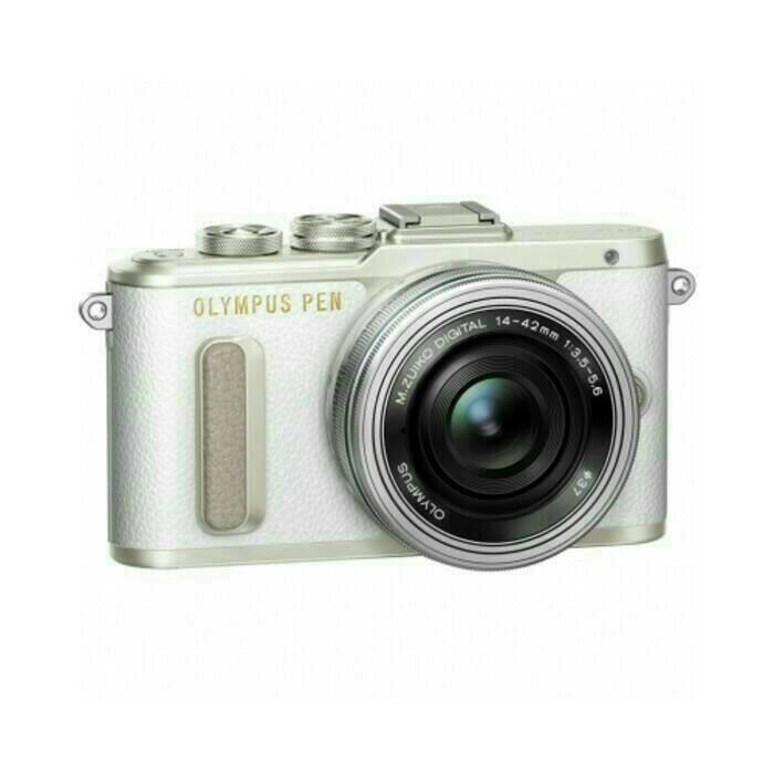 harga Kamera mirroles olympus pen e-pl8 kit 14-42mm ez Tokopedia.com
