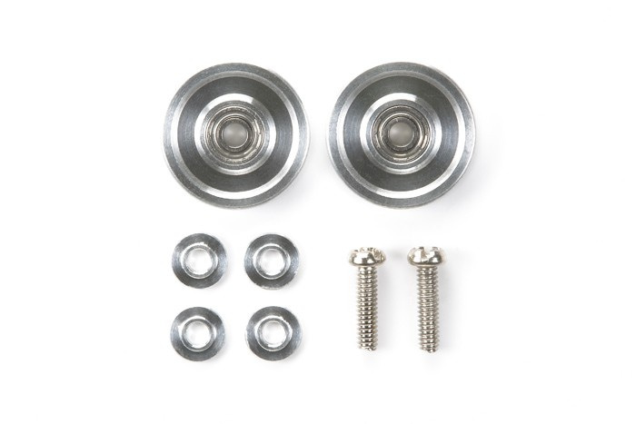 harga Tamiya roller 13mm aluminum ball race rollers ( ringless ) # 15437 Tokopedia.com