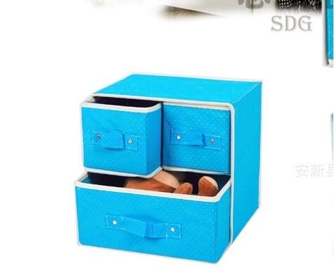 harga Drawer storage cabinet 3 in 1 laci susun box organizer portable Tokopedia.com