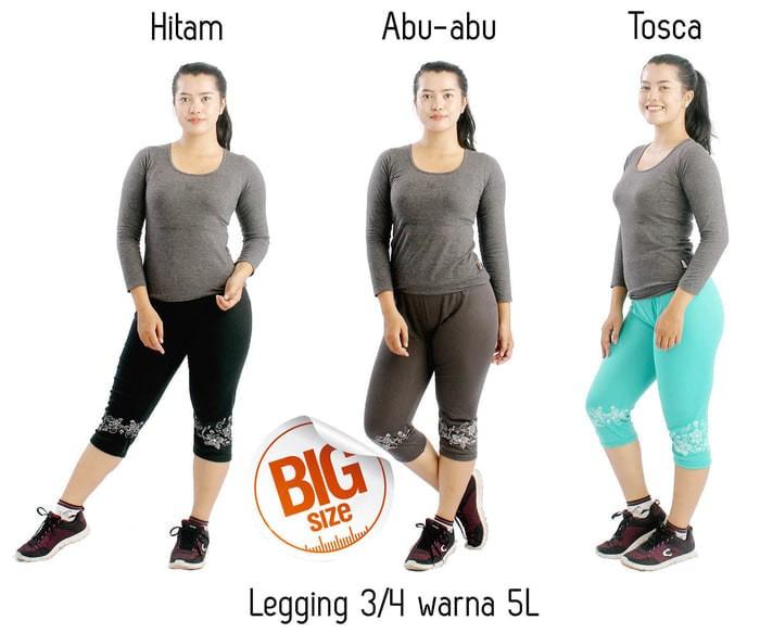 Jual Celana Legging Wanita Celana 3 4 Celana Grosir Kota Kediri Ibunda Online Shop Tokopedia