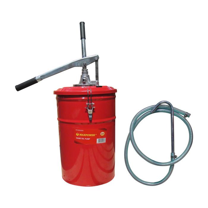 harga Pompa oli drum / hand oil pump 20 l maxpower Tokopedia.com