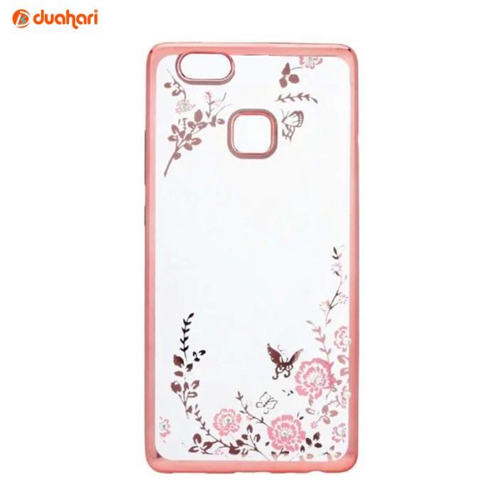 Secret Garden Soft Case OPPO F5 / F5 PLUS Casing Flower softcase Cover