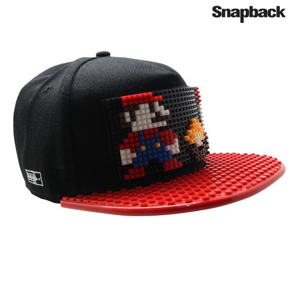 harga Snapback topi hiphop dewasa lego super mario Tokopedia.com