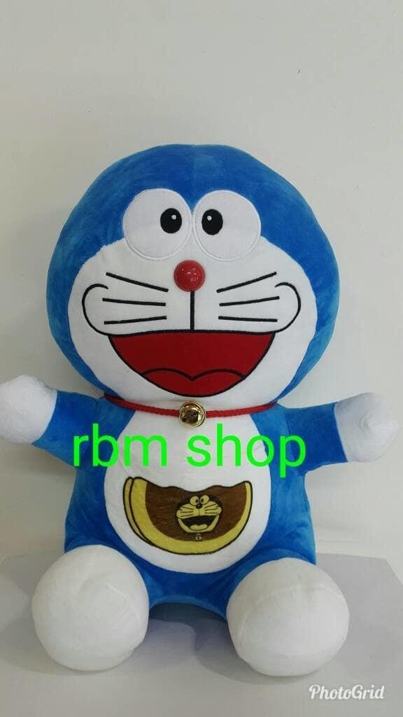 Jual Boneka Doraemon Jumbo Doraemon 45 Cm Doraemon Besar Fawwazz 9ea769009c
