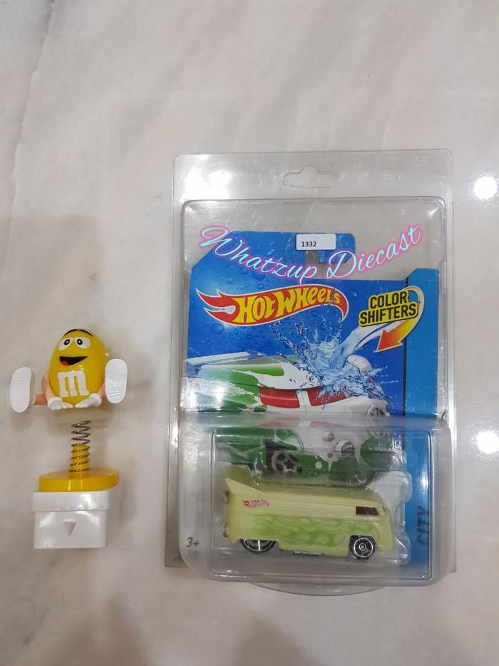 harga Hot wheels volkswagen drag bus - color shifters Tokopedia.com