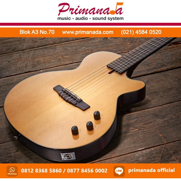 harga Cort sunset ny natural / gitar akustik elektrik senar nylon Tokopedia.com