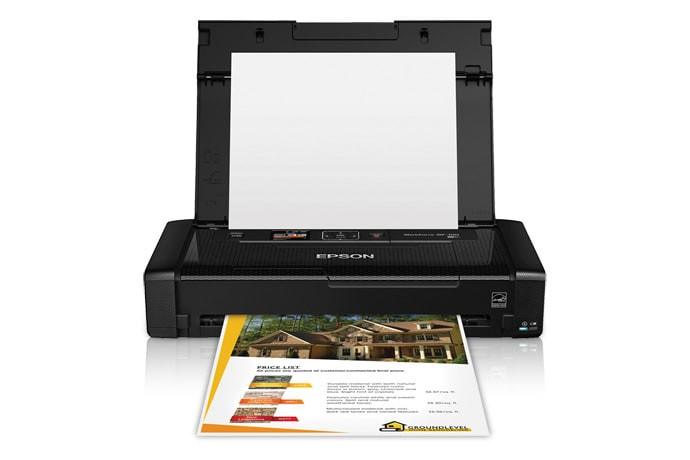 harga Printer epson wf100 mobile portable garansi resmi wf-100 Tokopedia.com