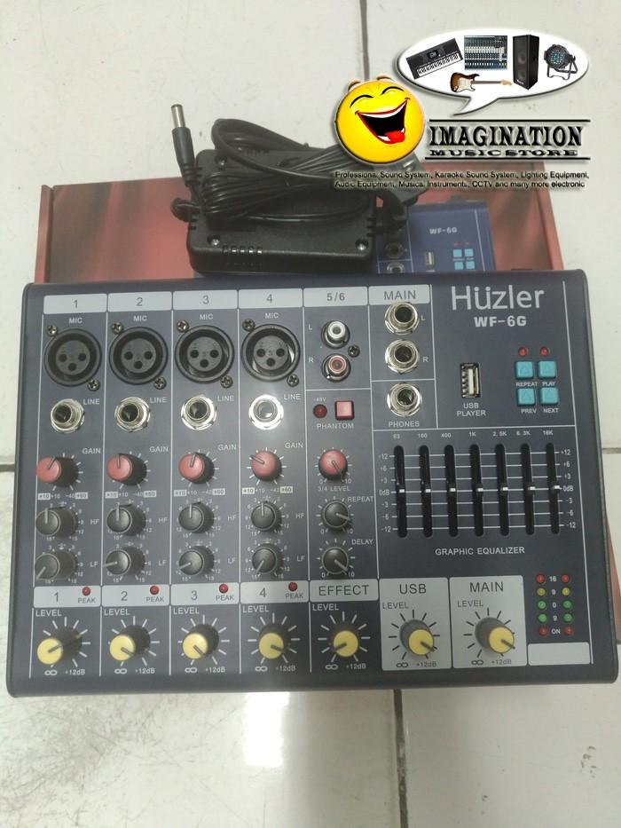Mixer Huzler WF-6G / WF 6G / WF6G