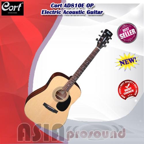 harga Gitar akustik elektrik cort ad810e op / ad 810e op / ad-810e op Tokopedia.com