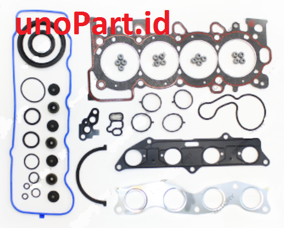 Foto Produk Gasket Set Engine Honda Jazz (V-Tec) / ( VTEC )(K) dari unoPart