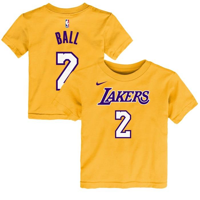 harga Lonzo ball tshirt / kaos basket anak / basketball tshirt Tokopedia.com