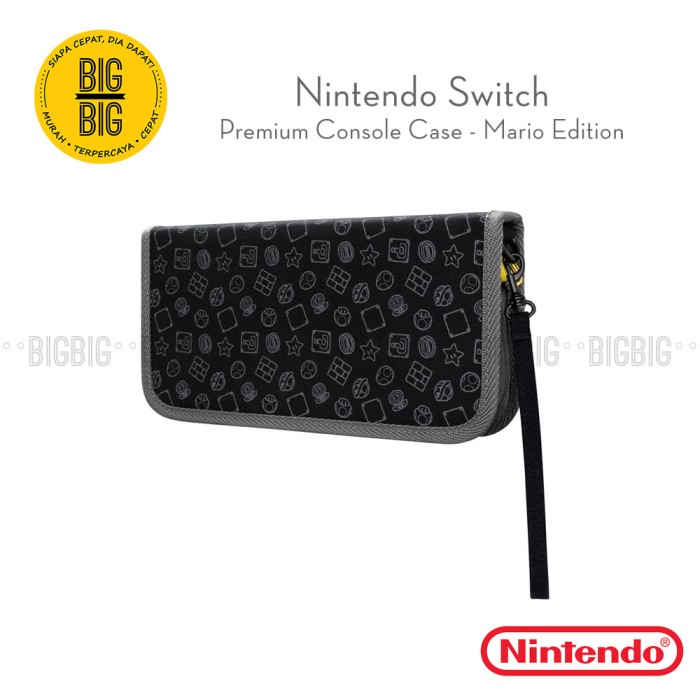 Katalog Nintendo Switch Premium Console Travelbon.com