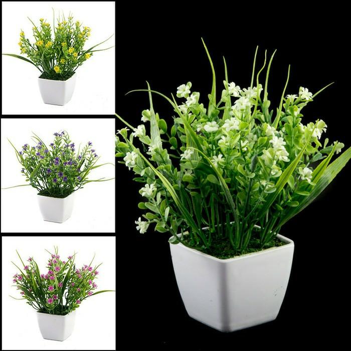 Bunga Hiasan Meja | Desainrumahid.com
