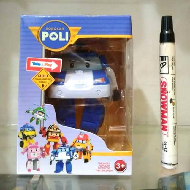 Ahs Robocar Poli Parking Lot 660 195 Multicolor Daftar Harga Source · Mainan Edukatif Anak Tobot evolution Y transforming robot Source Sale Mainan action ...
