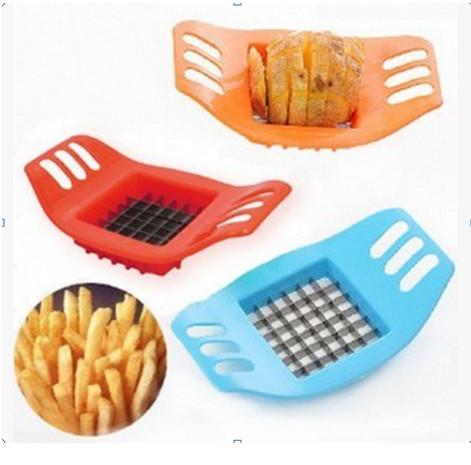 Potato Cutter,Slicer Chopper French Fries,alat pisau Pemotong Kentang